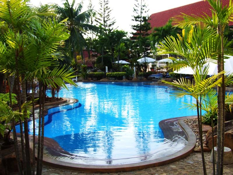 Отель в паттайе баннаммао резорт фото