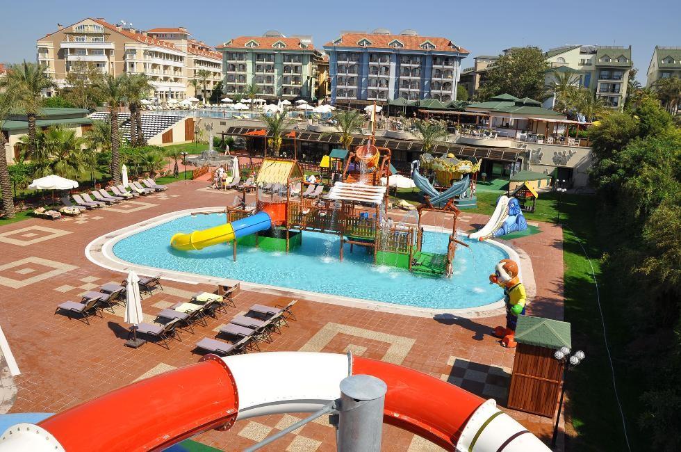 Турция отель принц туран фото